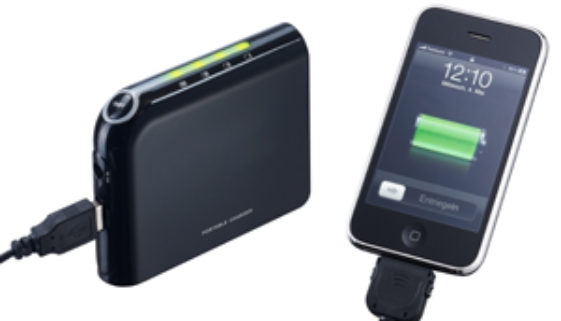ZNEX Zusatzakku fürs iPhone 5