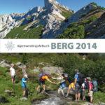 """Alpenvereinsjahrbuch """"Berg 2014"""" ist im Handel verfügbar"""