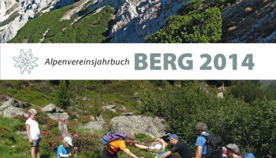 Alpenvereinsjahrbuch Berg 2014