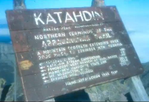 Appalachiantrail Mount Katahdin
