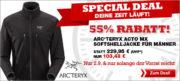 Arcteryx Herren Softshelljacke im Angebot