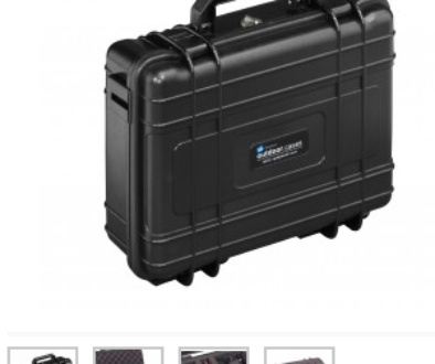 B&W camforpro Outdoor Case 10