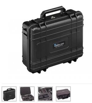 B&W camforpro Outdoor Case 10