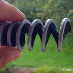 Kletterseil-Reinigung mit der Beal Rope Brush
