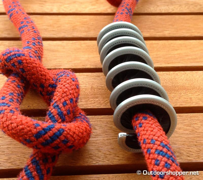Beal Rope Brush vorne