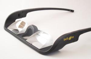 Belaggles Sicherungsbrille
