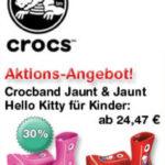 Bergfreunde Angebot: Crocs Gummistiefel für Kinder