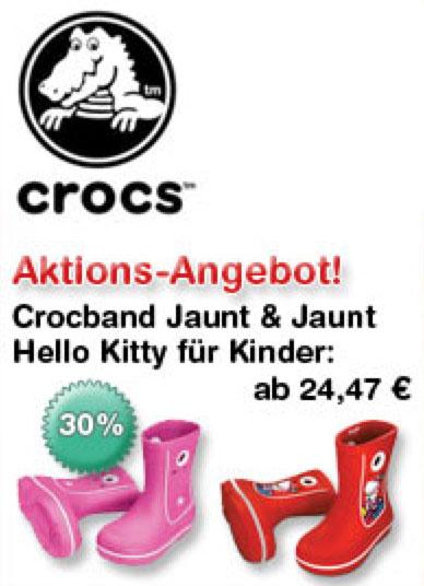 new style 52bc5 35f36 Bergfreunde Angebot: Crocs Gummistiefel für Kinder ...