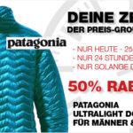 Patagonia Daunenpullover mit 50% Rabatt