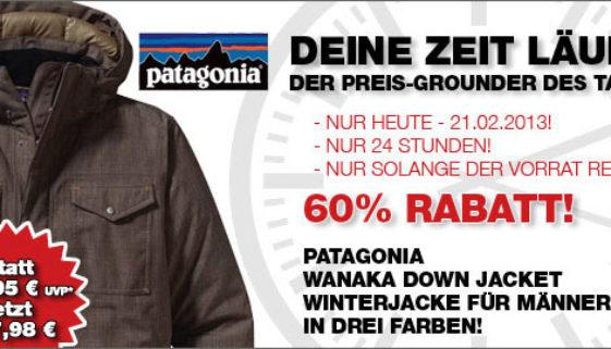 Bergfreunde Patagonia Wanaka Down Jacket Männer