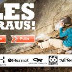 Outdoorbekleidung zum Schnäppchenpreis: Die Bergfreunde machen WSV