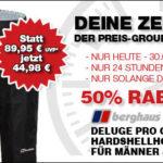 Berghaus Hardshellhose mit 50% Rabatt kaufen