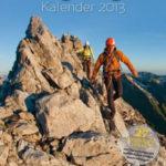 Geschenktipp: Bergsteiger Kalender 2013