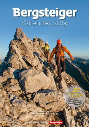 Bergsteiger Kalender 2013