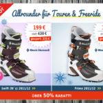 Black Diamond Prime/Swift Skistiefel über 50% günstiger