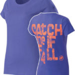 Kletter-T-Shirt: Catch me if I fall!