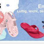 Crocs Mary Jane Mädchen-Sandalen mit 40% Rabatt kaufen