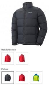 Daunensweater Marmot Guides Down Sweater