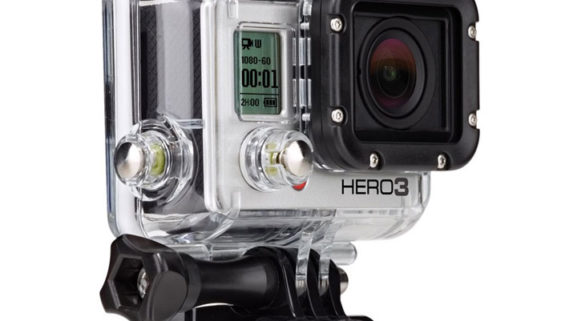 GoPro Hero 3 Black wasserdicht
