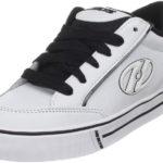 Rollschuhe und Sneakers in einem: die Heely Schuhe mit Rollen
