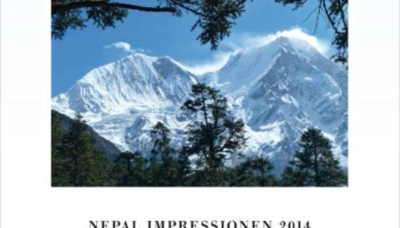 Wandkalender Nepal Impressionen 2014