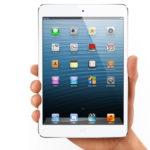 Das neue iPad mini ist ideal für unterwegs