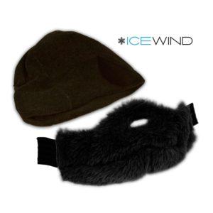 IceWind Bartmützen-Set