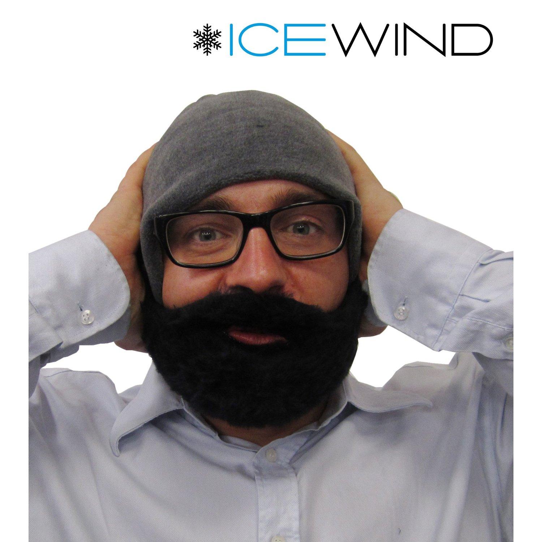 IceWind Bartmütze Black Spencer