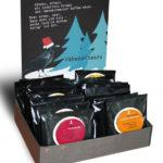 Originelle Geschenkidee: Adventskalender für kaffeesüchtige Bergsteiger