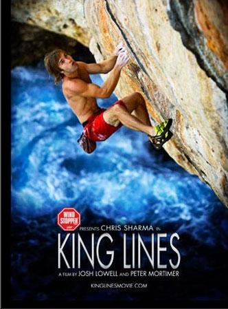 Kletterfilm mit Chris Sharma: King Lines