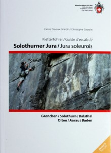 Kletterführer Solothurn SAC 2012 - Cover
