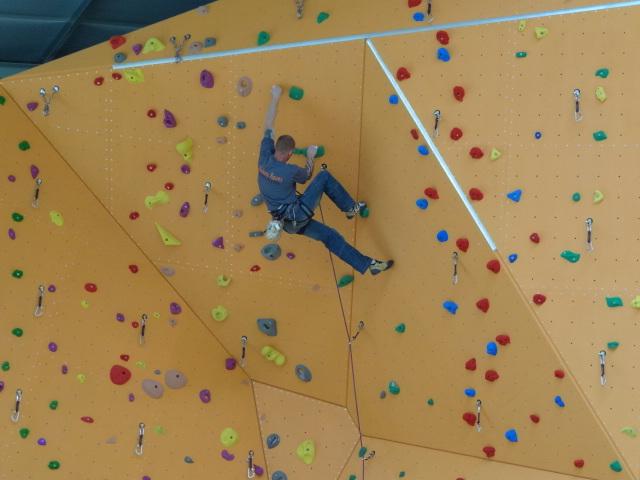 Kletterausrüstung Lübeck : Klettern auf fehmarn ja es gibt was