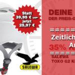Kletterhelm Salewa Toxo G2 mit 35% Rabatt