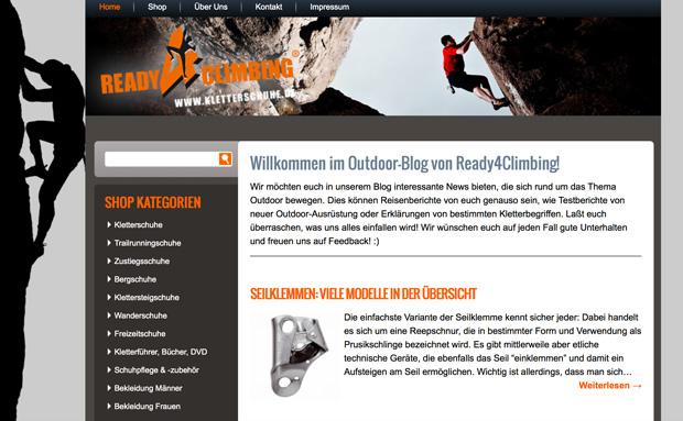 Kletterschuhe.de Blog