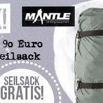 Kletterseil kaufen und Seilsack gratis dazu