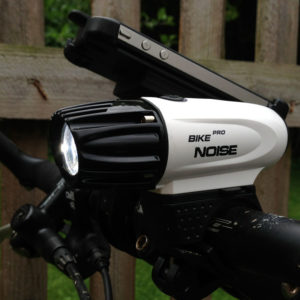 LED Fahrradbeleuchtung ohne StVZO