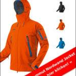 Hardshelljacke de luxe - das Mammut Nordwand Jacket