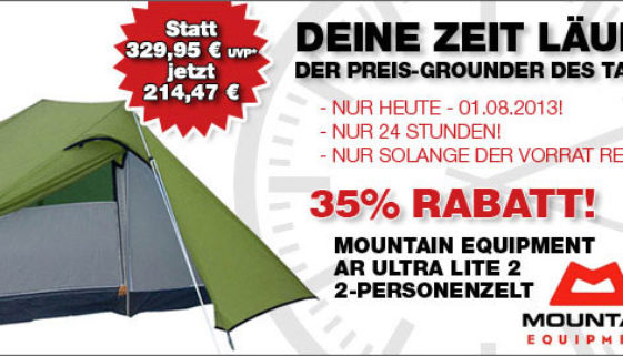 Mountain Equipment 2 Personenzelt im Angebot