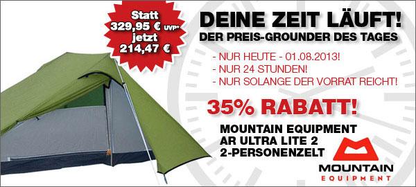 Mountain Equipment 2 Personenzelt im Angebot
