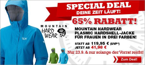 Mountain Hardwear Frauen Hardshelljacke