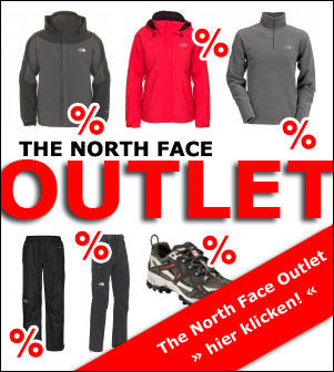The North Face Werksverkauf