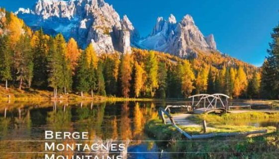 Outdoor-Kalender Berge 2013