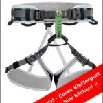 Petzl Corax - der voll verstellbare Klettergurt für jeden Einsatz