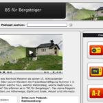 Podcast-Tipp: B5 für Bergsteiger - Berge für die Ohren