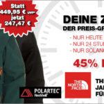 The North Face Jammu Jacket für Männer und Frauen mit 45% Rabatt