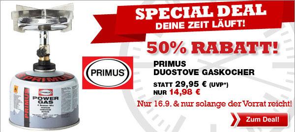 Primus Gaskocher im Angebot