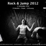 Rock and Jump 2012 - Fotos vom Boulder-Wettbewerb in Kassel