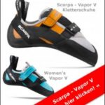 Scarpa Vapor V - Allround Kletterschuh für Damen und Herren