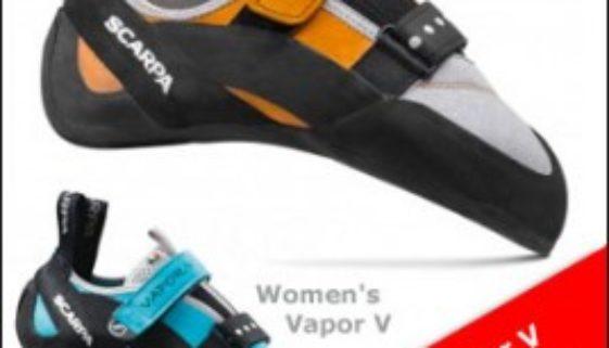 Scarpa Vapor V