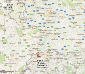 Solothurn - grosse Übersicht
